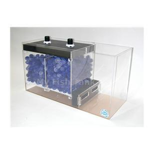 <p>Bio-Fil 2™ Wet/Dry Filters include Bio-Pin Balls® and provide the most effective method of aquarium biological filtration available. Excellent choice for fresh or saltwater fish tanks. Bio-media helps increase oxygen content of the water.</p>
