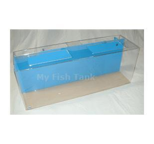 <p>125U UniQuarium with built-in filter includes pump, light hood or Polycarbonate Light Plate and Limited Lifetime Warranty. NOTE, DUE TO THE COVIC-19 PANDEMIC AND THE GOVERNMENTS PRIORITY TOWARDS FACE MASK PRODUCTION OUR DELIVERY TIME ON ACRYLIC AQUARIUMS