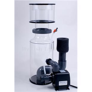 <p>Euro Reef protein skimmers are hand made with Cell Cast acrylic. The pumps specially designed Euro-Wheel TM impeller produces the smallest size bubbles in the largest quantity of any skimmer available. Easy to install and operate. Unpack it, put it in the