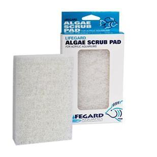<p><span>Remove unsightly algae from your acrylic aquarium with this algae pad. Durable and hand-held for added control cleaning nooks and crannies.Instructions:Do not use on dry surfaces. Rinse pad with tap water before and after each use. If aquarium gravel