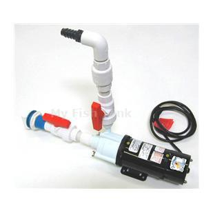 <p>Little Giant&nbsp;water pump filter assembly contains all the items needed to complete a filter system, except the filter ( select filter seperately ).</p>