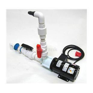 <p>Little Giant water pump filter assembly contains all the items needed to complete a filter system, except the filter ( select filter seperately ).</p>