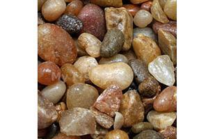 Beautiful natural looking gravels for your freshwater aquarium Swift Creek is a light-colored, larger-stoned gravel that will add a fantastic look to your tank Non-toxic to fish. Size: 5 lbs. * Extra cost due to weight. Suggested amount is 1lb per 1 gallon