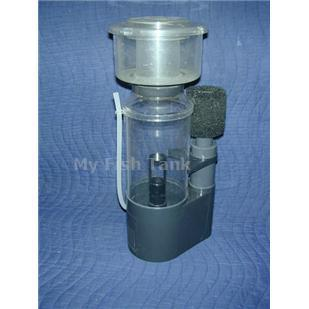 <p>Each ASM Mini-G protein skimmer comes complete with a Sedra 2000 pump, which utilize needle-wheel technology (modified impeller to create super fine bubbles). These hand-made protein skimmers are easy to install, simply place inside your sump, plug it in,