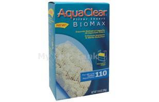 Biological filter media for the Aqua Clear 110 (500).