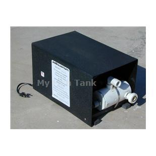 <p>The Tradewinds brand Jelliquarium 1/4 hp inline chiller has high performance Copeland Condensing unit for optimum performance and longevity. Will maintain temperatures from 50-80 degrees without modification depending on volume of water and turn-over rate.