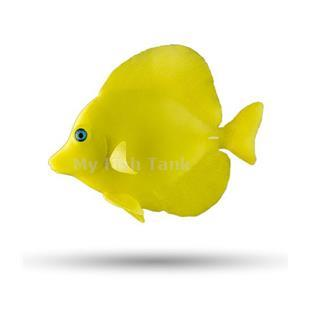 <p>With realistic life-like action Aquatop's new silicone sea creatures move with the flow of the water. The vibrant colors give off a glowing affect when lit from any aquarium light. An adjustable suction cup anchor mount makes mounting and placement easy.