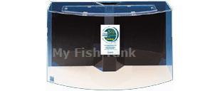 <p>Model 90 Bow Front clear acrylic aquarium has a stylish design, rounded corners and lifetime warranty.</p>